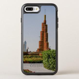 Burj Khalifa,Dubai Miracle Garden OtterBox Symmetry iPhone 8 Plus/7 Plus Case