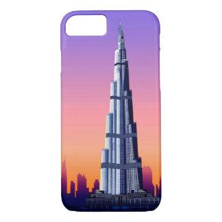 Burj Khalifa iPhone 7 case4 iPhone 8/7 Case