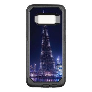 Burj khalifa skyscraper , dubai OtterBox commuter samsung galaxy s8 case