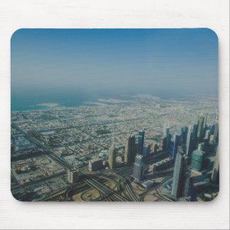 Burj Khalifa view, Dubai Mouse Pad