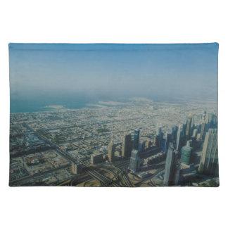 Burj Khalifa view, Dubai Placemat