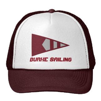 Burke Sailing Burgee Hat