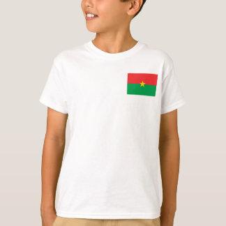 Burkina Faso National World Flag T-Shirt