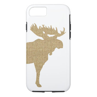Burlap Moose iPhone 8/7 Case