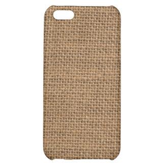 Burlap sack texture iPhone case iPhone 5C Cover