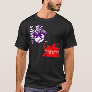 Burleson Baseball Panthers Lil Bro T-Shirt