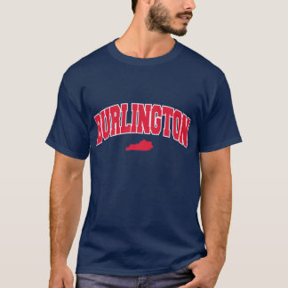 Burlington Kentucky T-shirt