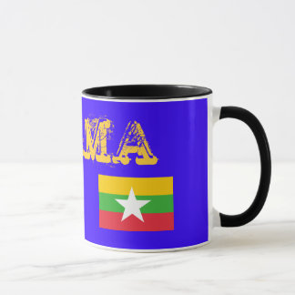 BURMA* Ceramic Coffee Mug