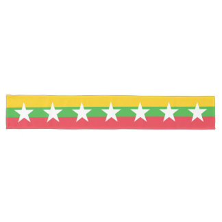 Burma Flag Long Table Runner