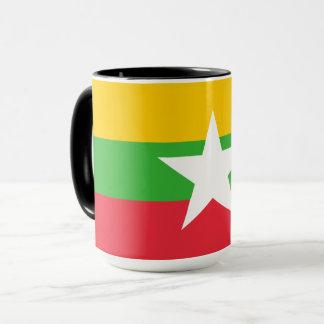 Burma Flag Mug