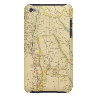 Burmah, Siam, Cochin China iPod Touch Cases