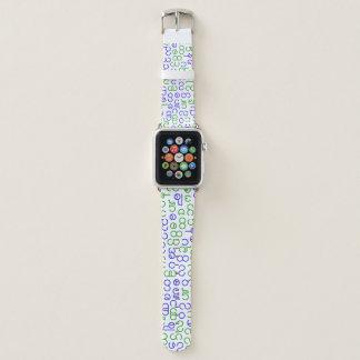 Burmese Apple Watch Band