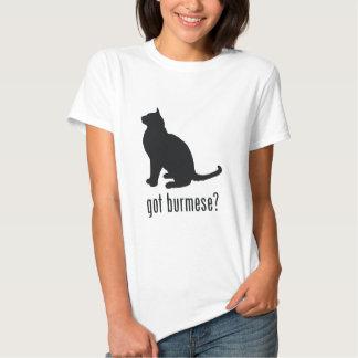 Burmese Cat T Shirts