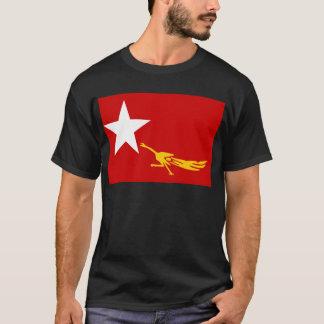 Burmese People Flag T-Shirt