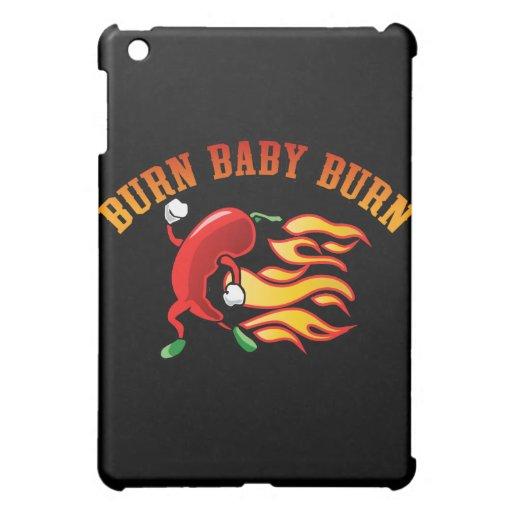 Burn Baby $49.95 iPad Case