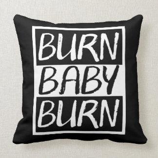 Burn Baby Burn Cushion