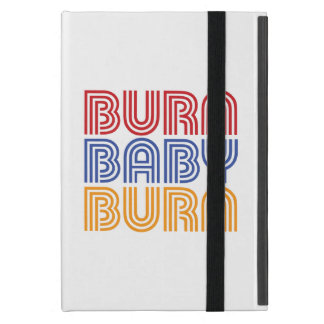 BURN BABY BURN iPad MINI COVERS