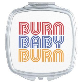 BURN BABY BURN MIRROR FOR MAKEUP