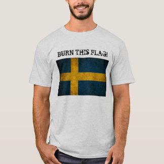 Burn Sweden T-Shirt