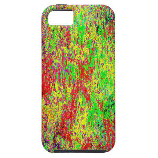 Burn Text iPhone 5 Covers