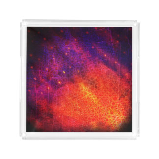 Burn up the Night Acrylic Tray
