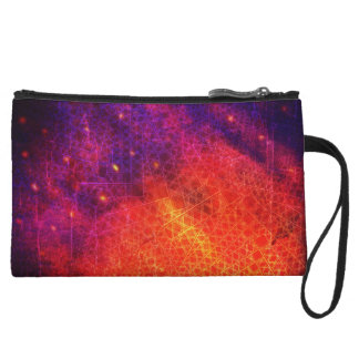 Burn up the Night Wristlet