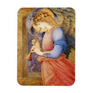Burne-Jones Angel  CC0542 Fridge Art Collection Rectangular Photo Magnet