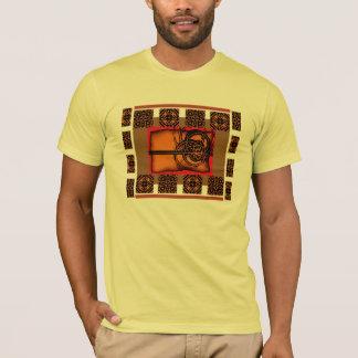 Burned fractal T-Shirt