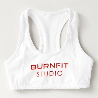 BurnFit Studio Sports Bra