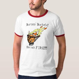Burnin' Buckets! T-Shirt