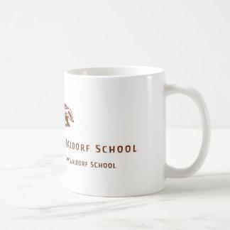 Burning Badger Waldorf School Logo Coffee Mug