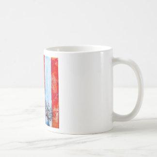 Burning Bush Coffee Mug