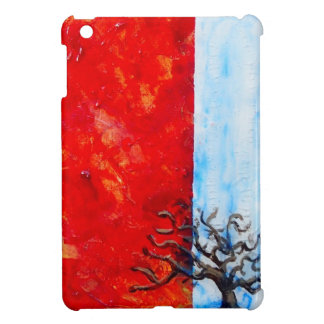 Burning Bush iPad Mini Cover