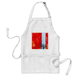Burning Bush Standard Apron