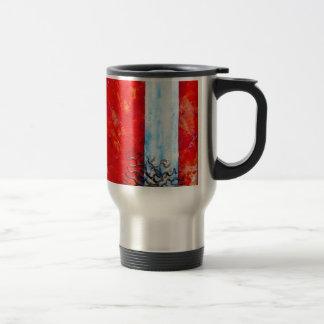 Burning Bush Travel Mug