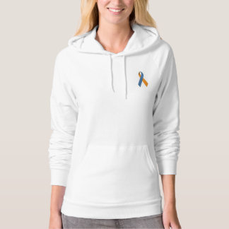 Burning For A Cure Fleece Pullover