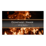 Burning Inferno Business Card