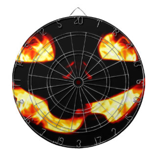 Burning Jack Dartboard