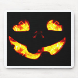 Burning Jack Mouse Pad