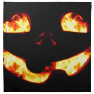 Burning Jack Napkin