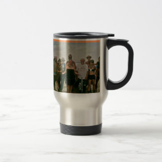 Burning Man Trailer Trash 2014 Travel Mug