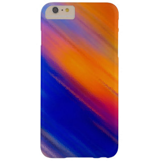Burning rain barely there iPhone 6 plus case