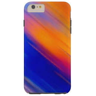 Burning rain tough iPhone 6 plus case