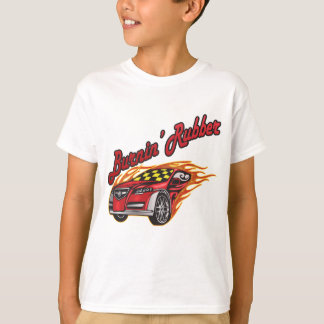 Burning Rubber T-Shirt