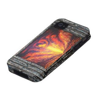 Burning Sky iPhone 4 Case