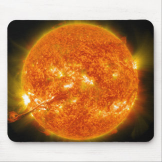 Burning Sun Mouse Pad