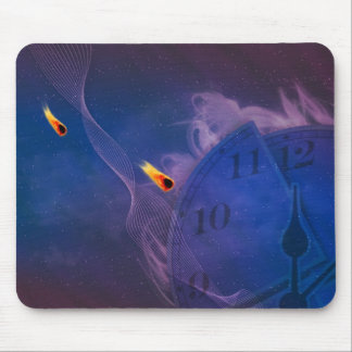 Burning Time [Mouse Pad] Mouse Pad