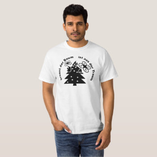 burning tree T-Shirt