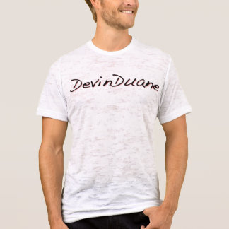 Burnout DevinDuane Fitted Tee