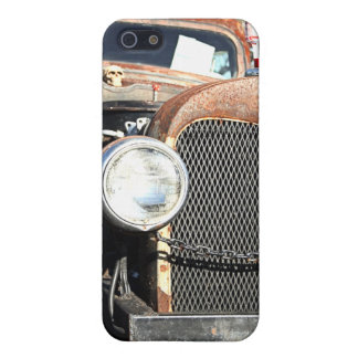 Burnout iPhone 5/5S Covers